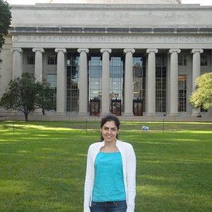 Tina Saberi Safaei [MIT]
